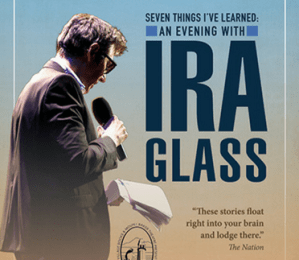 Mount Baker Theatre Presents: Seven Things I've Learned: An Evening with Ira Glass @ Mount Baker Theatre | Bellingham | Washington | United States