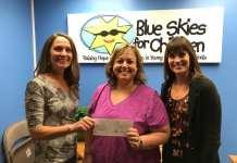 Chrysalis Inn & Spa Donates $1,947