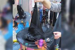 Witch Hats / Halloween Fascinators - Make Your Own! @ Social Fabric | Bellingham | Washington | United States