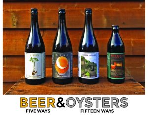 Beer & Oyster Pairing Dinner @ Drayton Harbor Oyster Co. | Blaine | Washington | United States