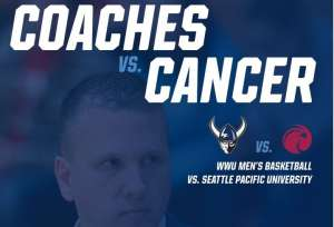 Coaches vs. Cancer: WWU and SPU @ Western Washington University- Carver Gymnasium | Bellingham | Washington | United States