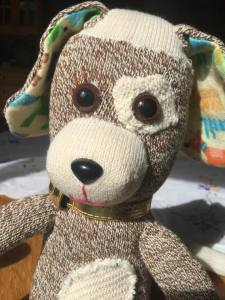 In addition to sock monkeys, the Bellingham Sock Monkey Project also dabbles in other stuffed critters like puppies, bunnies and sometimes elephants! Photo courtesy: A Comfort Kids Project.