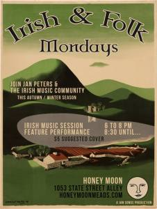 Irish & Folk Mondays @ Bellingham | Washington | United States