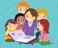 Island Toddler Storytime @ WCLS Island Library | Lummi Island | Washington | United States