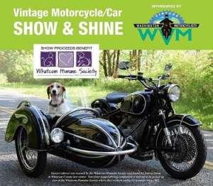 Vintage Motorcycle/Car Show and Shine at BelleWood Acres @ BelleWood Acres   Lynden   Washington   United States