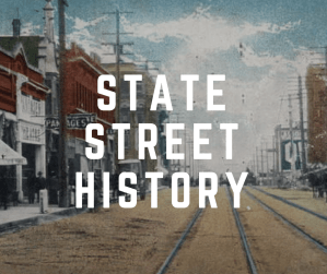 State Street History Tour @ Outside Depot Market Square