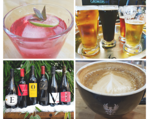 The new Evolve Cafe will serve a variety of delightful beverages. Photo courtesy: Evolve Chocolates.