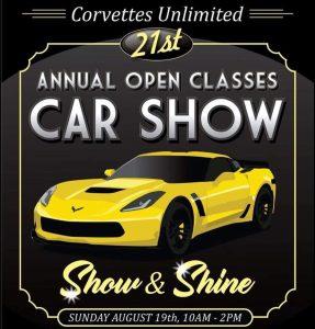 Corvettes Unlimited Show & Shine at BelleWood Acres @ BelleWood Acres | Lynden | Washington | United States