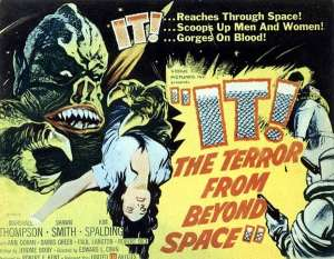 """""""It! The Terror from Beyond Space"""" Screening @ Pickford Film Center   Bellingham   Washington   United States"""