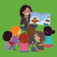 Ferndale Toddler Storytime @ WCLS Ferndale Library | Ferndale | Washington | United States