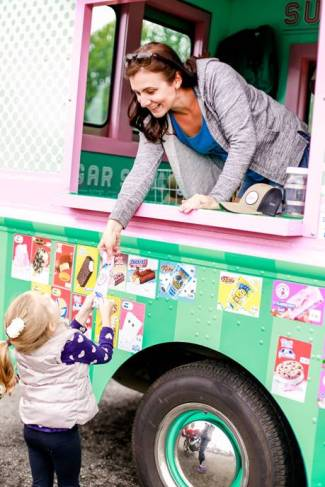 To purchase items from food truck vendors you'll need to obtain Truck Bucks from event staff. Photo courtesy: Industrial Credit Union.