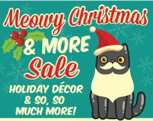 WeSNiP Meowy Christmas Fundraiser @ Cordata Place | Bellingham | Washington | United States