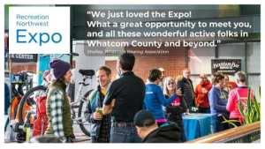 Recreation Northwest Expo @ Bellingham Ferry Terminal   Bellingham   Washington   United States