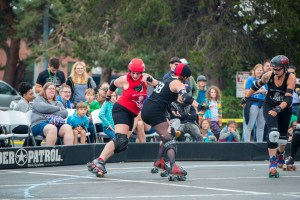 Bellingham Roller Betties Season 12 Double Header @ Lynden Skateway