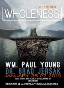 Wholeness Conference @ Alife Church