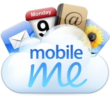 Set up Mobile Me.