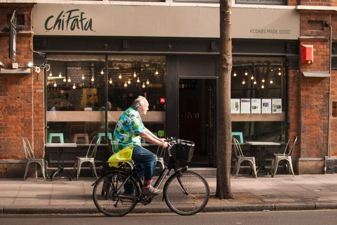ChiFafa, Clerkenwell Road by What Dad Cooked