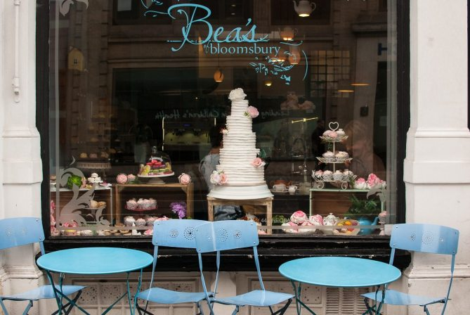 Bea's of Bloomsbury Clerkenwell Road by What Dad Cooked