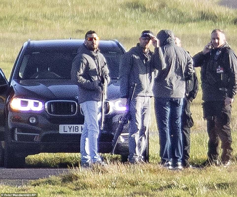 Атака НЛО на аэропорт Гатвик Великобритания