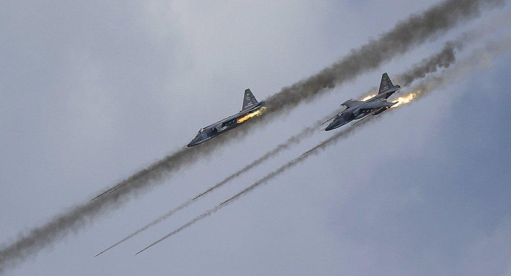 Russian jetfighters