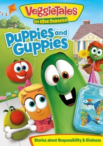 VeggieTales Puppies and Guppies DVD