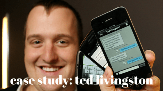 case study- ted livingston