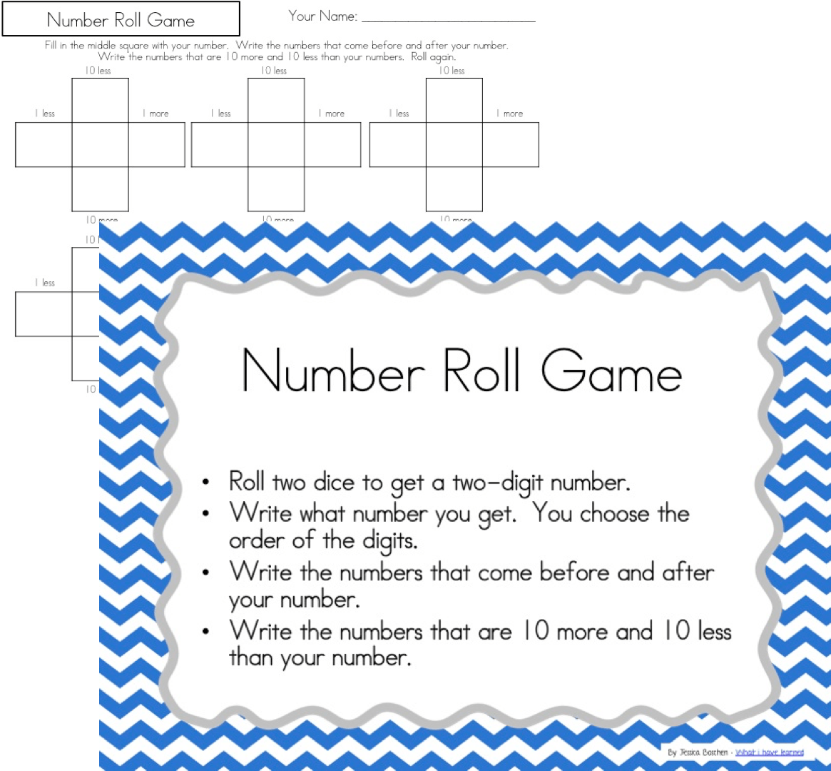 Numbers 0 120 Place Value Activities Amp Games
