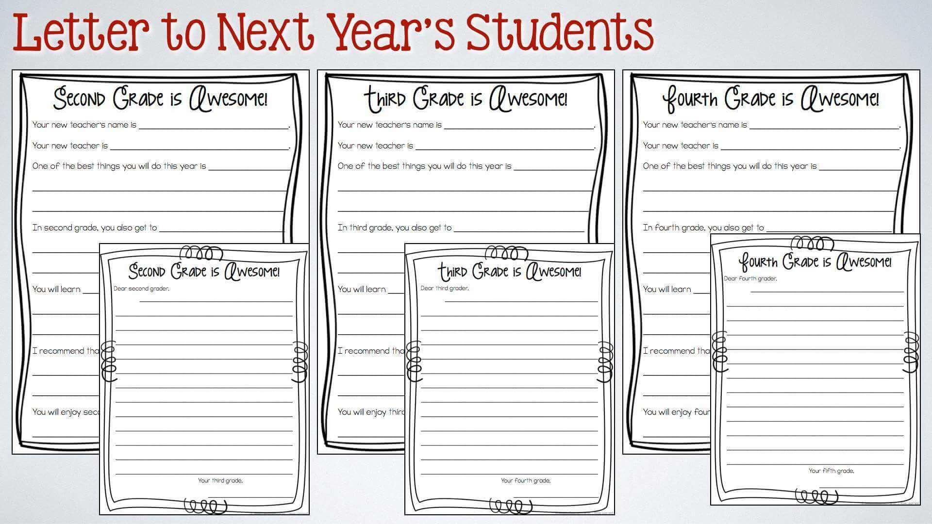 3rd Grade Holiday Worksheet