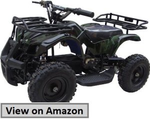 ZH Electric Youth ATV Sports Quad