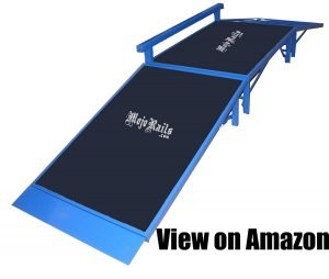 cheap skateboard ramps
