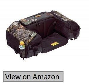 Kolpin Matrix Seat Bag Mossy Oak trail storage