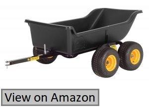 Polar Trailer 1500 Tandem Axle Utility Cart