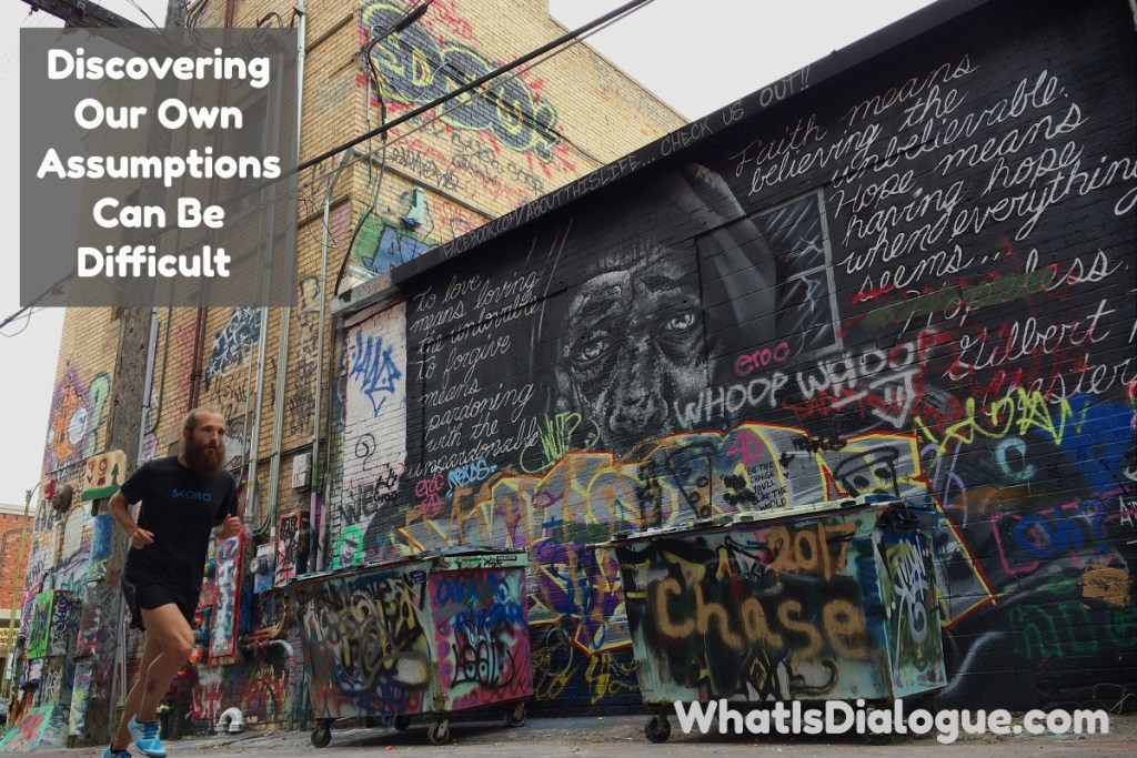 discovering assumptions