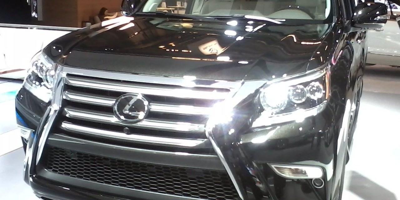 Lexus GX 460 2014 Review