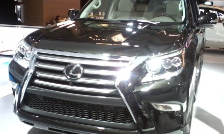Lexus GX 460 2014 Review