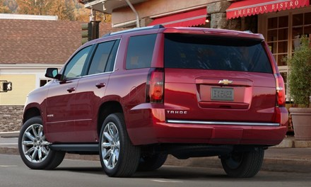 Best 2014 Affordable Large SUVs