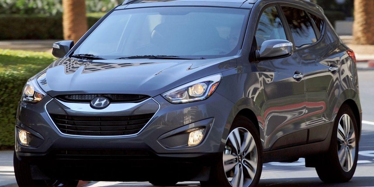2015 Hyundai Tucson GLS 4DR SUV Review