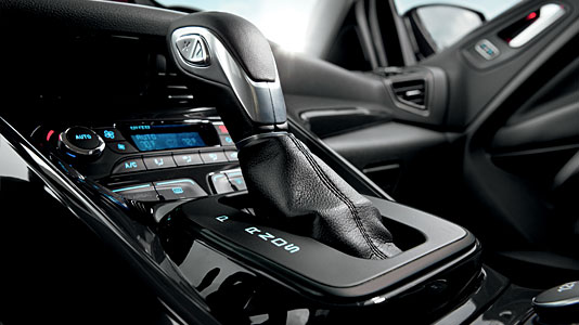 Ford Escape Titanium driving