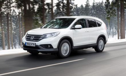 2014 Honda CR-V 2WD EX-L Review