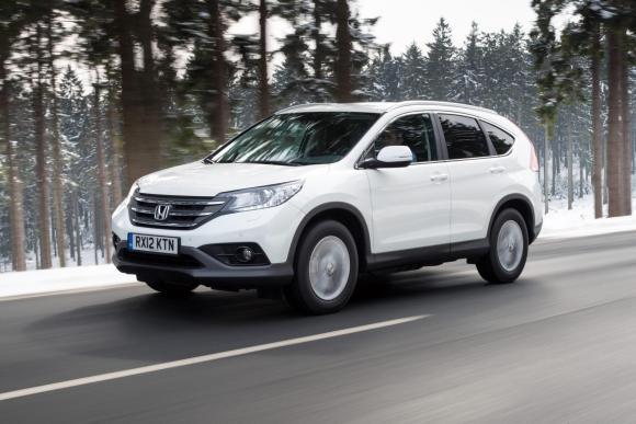 Honda CR-V 2WD EX-L