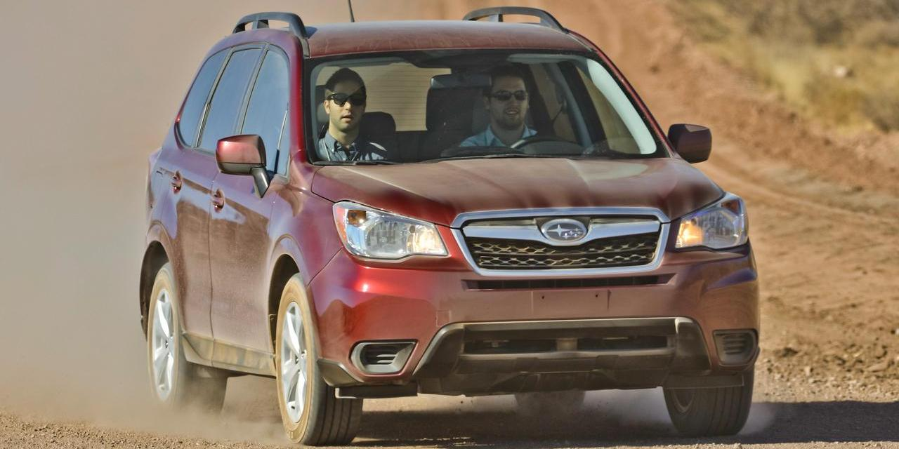 Subaru Forester 2014 2.0 XT Premium Review