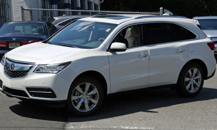 2014 Acura MDX vs 2014 BMW X5 xDrive35d