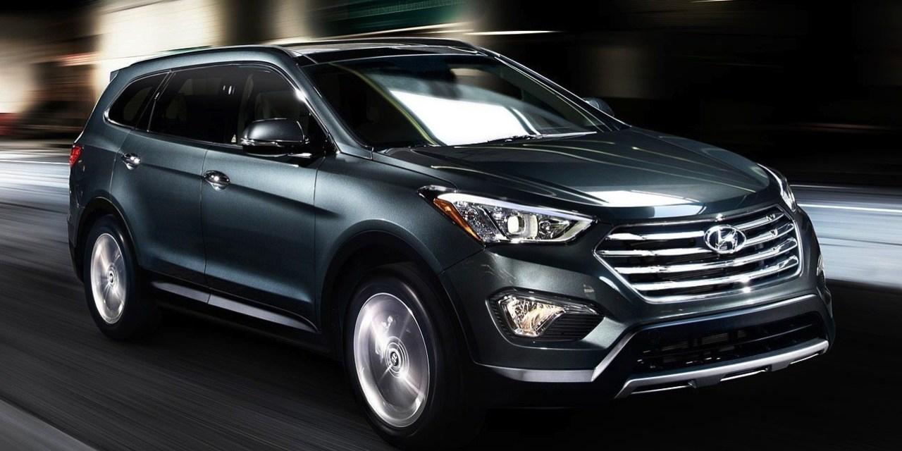 2014 Hyundai Santa Fe Versus 2014 Kia Sorento