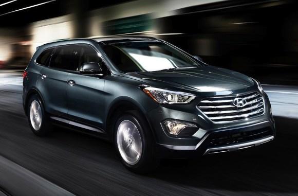 2014 Hyundai Santa