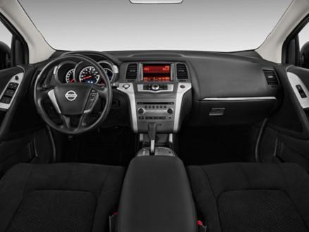 2014 Nissan Murano SV 3