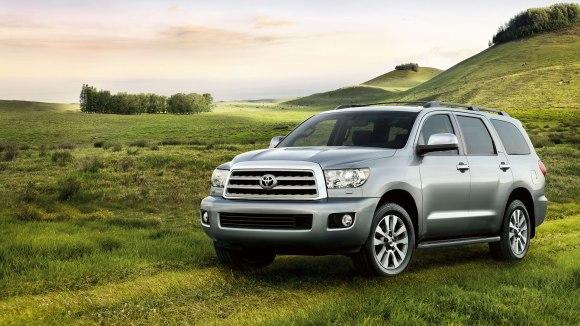 2014 Toyota Sequoia Platinum 2