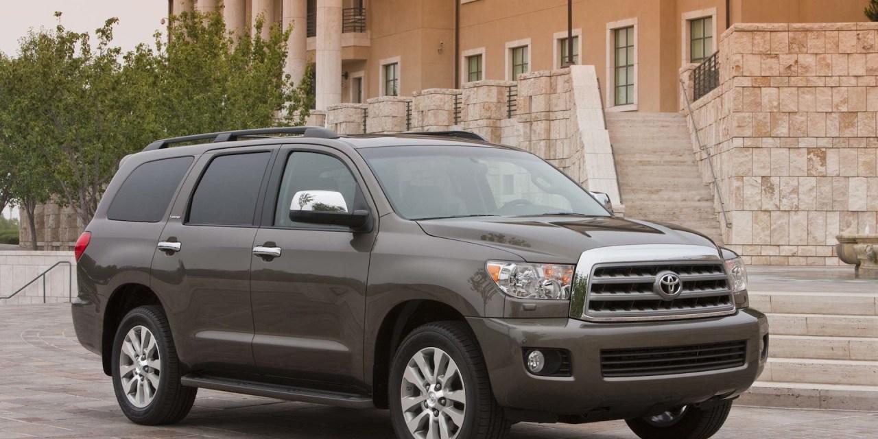 2014 Toyota Sequoia Platinum Review