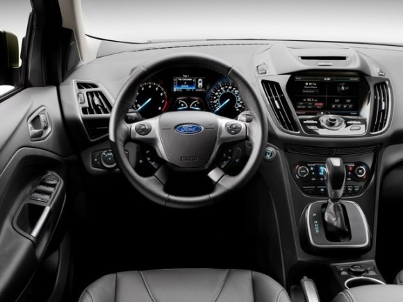 2014 ford edge limited interior2