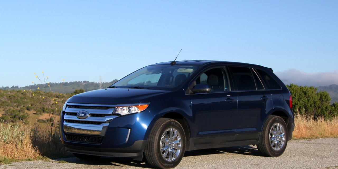 Ford Edge Limited 2014 Review