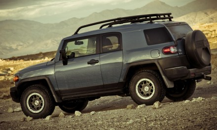 2014 Toyota FJ Cruiser 4X4 Review